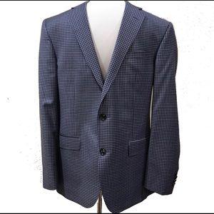 NWT Ted Baker London Plaid Blazer SportsCoat 40S